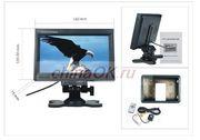 автомобильный ЖК  монитор цветной TFT-LCD монитор StarLight CL-7019