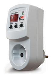 Защита стиральных машин и др бытовой техники от электоаварий! Volt control