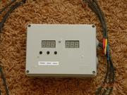 Блок управления инкубатором