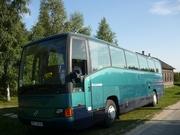 Ежедневные рейсы,  на комфортных автобусах,  Минск-Москва-Минск,