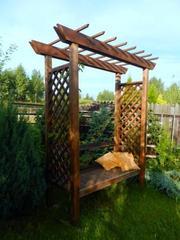 Предлагаем садовую мебель  собственного производства