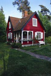 Покраска фасада дома.Чистка, покраска кровли и забора!
