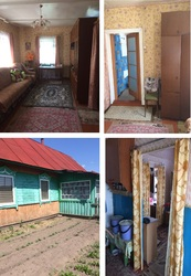 Продам жилой дом в г.Борисов,  4-й пер. Юшкевичский,  д.13.