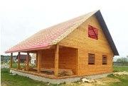 Строительство Домов из профилированного бруса.