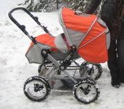 Продам коляску детскую универсальную