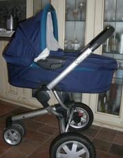 Продам детскую коляску Quinny и автокресло Maxi-Cosi